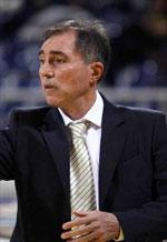 coach Vangelis Alexandris
