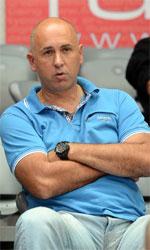 coach Drazen Anzulovic
