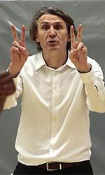 coach Neno Asceric