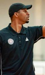 coach J.D. Barnes