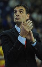coach Giorgos Bartzokas