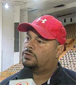 coach Ricky Benitez