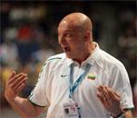 coach Ramunas Butautas