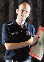 coach Massimo Cancellieri
