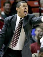 coach Jeff Capel