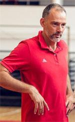 coach Teo Cizmic