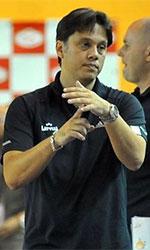 coach Georgios Dikeoulakos