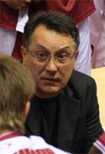 coach Stanislav Eremin