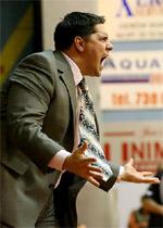 coach Saso Filipovski