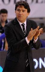 coach Alessandro Finelli