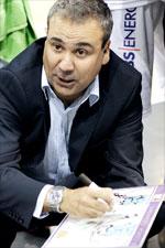 coach Kostas Flevarakis