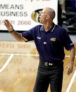 coach Brian Goorjian