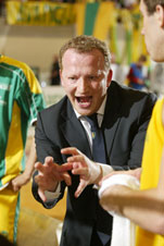 coach Luigi Gresta