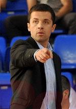 coach Igor Jovovic