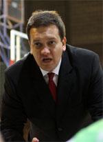 coach Sasha Katalinic
