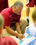coach Varis Krumins