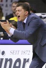 coach Predrag Krunic