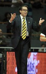 coach Pedro Martinez