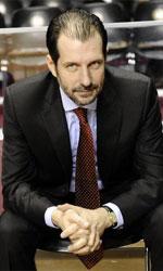 coach Andrea Mazzon