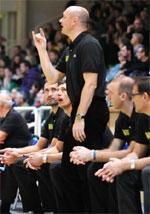 coach Oleg Meleschenko