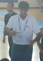 coach Nikola Milatovic
