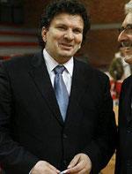 coach Predrag Milovic