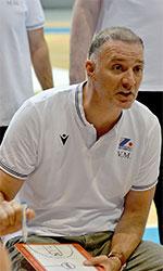 coach Veljko Mrsic