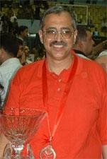 coach Gheith Najjar
