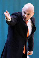 coach Sasa Obradovic