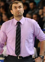 coach Luka Pavicevic
