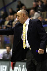 coach Mihailo Pavicevic