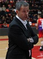 coach Milos Pejic