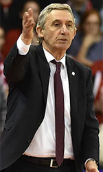 coach Svetislav Pesic