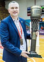 coach Emil Rajkovic