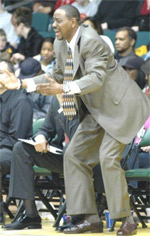 coach Michael Ray Richardson