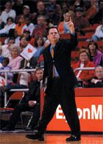 coach Steve Roccaforte