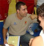 coach Gonzalo Rodriguez