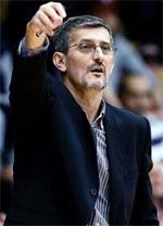 coach Milan Rondovic