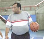 Nestor Salazar basketball