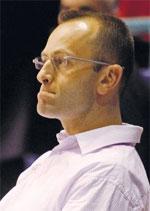 coach Dan Shamir