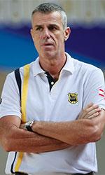 coach Slobodan Subotic