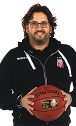 coach Andrea Trinchieri