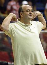 coach Dusko Vujosevic