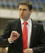 coach Vlada Vukoicic