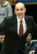Andrzej Adamek basketball