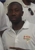 Tunde Adekola basketball