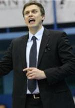 Dainius Adomaitis basketball