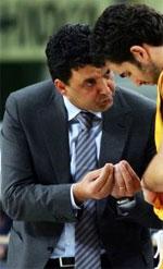 Vangelis Agelou basketball