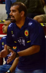 Cristiano Ahmed basketball