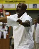 Sani Ahmed basketball